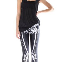 Black Milk — LIMITED SECONDS SALE: Leg Bones
