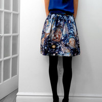 Space Skirt on Etsy