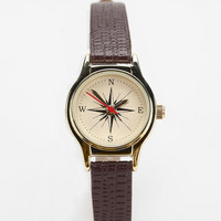 Urban Outfitters - Oversized Compass Watch
