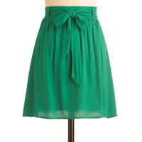 Clover the Moon Skirt | Mod Retro Vintage Skirts | ModCloth.com