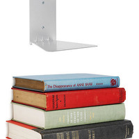 CONCEAL SHELF | Invisible Shelf Gives Illusion of Floating Books | UncommonGoods