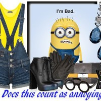 Cartoon Your Fashion #28: Despicable Me