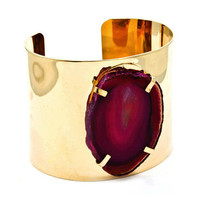 Pree Brulee - The Sophisticated Cuff - Pink/Fuchsia