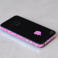 Original iPhone 4 GSM AT&amp;T Antenna Wrap Sparkling by kellokult