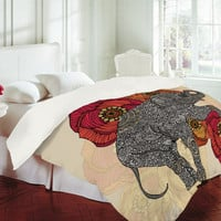 DENY Designs Home Accessories | Valentina Ramos Rosebud Duvet Cover