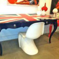 www.roomservicestore.com - Union Jack Baroque Desk