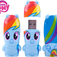 MY LITTLE PONY - RAINBOW DASH MIMOBOT 8GB FLASH DRIVE