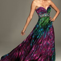 Allure a401 Dress - MissesDressy.com