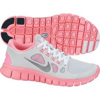 Nike Girls&#x27; Grade School Free 5.0 Running Shoe