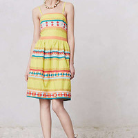 Anthropologie - Ribboned Quilotoa Dress
