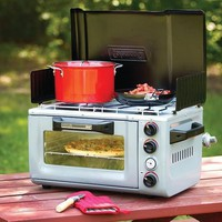 Coleman Outdoor Portable Oven & Stove