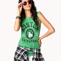 Boston Celtics™ Muscle Tee | FOREVER 21 - 2041769512