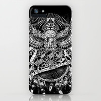 Dream Quest iPhone Case by Jorge Garza