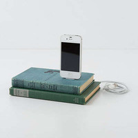 Anthropologie - Vintage Book iPhone Charger