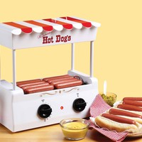 Nostalgia Electrics HDR-565 Vintage Collection Hot Dog Roller