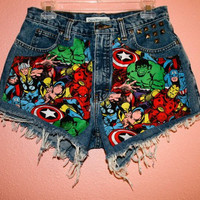 The Avengers Shorts
