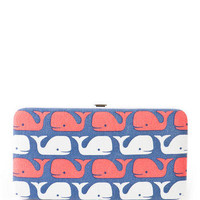 Juneau Whale Wallet