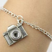 Camera bracelets, bracelet, love photography to pose for the camera bracelet, bracelet, souvenir gift