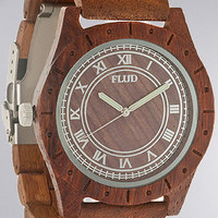 Flud Watches The Big Ben Watch in Redwood : Karmaloop.com - Global Concrete Culture