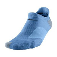 Nike Store. Nike Dri-FIT Elite Cushion No-Show Running Socks (1 Pair)
