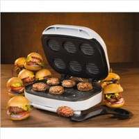 All-League Slider Mini-Burger Grill: Kitchen &amp; Dining