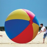 Big Mouth Toys Gigantic 12-Feet Beach Ball: Kitchen & Dining