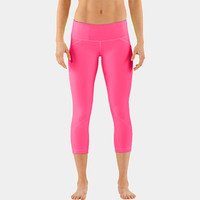 Women&#x27;s UA Studio Rave Capri | 1240248 | Under Armour US