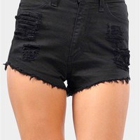 Lee Short - Black