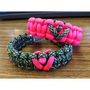 His and Hers Paracord Bracelet