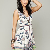Free People Polynesian Nights Dress