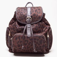 Leopard Backpack in  Accessories at Nasty Gal