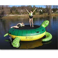 Aqua Sports Technology Island Hopper Turtle Hop: Sports & Outdoors