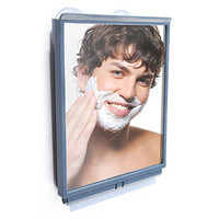 Travel Fogless Shower Mirror  @ Sharper Image