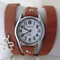 Stylish Lady Wrist Watch   FREE SHIPPING