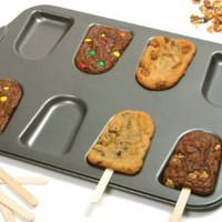 Norpro Nonstick Cake-Sicle Pan with 24 Sticks: Kitchen & Dining
