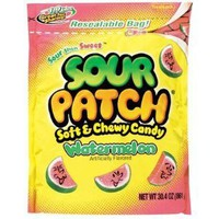 Sour Patch Soft & Chewy Candy Watermelon, 30.4-ounce Bags (1.9 lbs): Amazon.com: Grocery & Gourmet Food