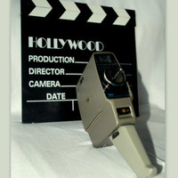 Vintage Sears Easi-Load C 115 Super 8 Movie Camera