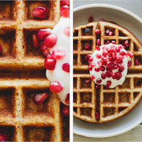 MULTIGRAIN WAFFLES - SPROUTED KITCHEN - A Tastier Take on Whole Foods