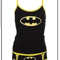 BATMAN Tank And Panties