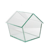 Ornamental Storage: Glass House Box I, at 30% off!