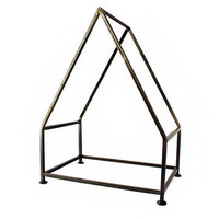 "Ornamental Storage: Firewood Holder 25"", at 32% off!"
