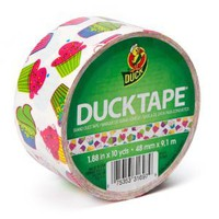 Duck Tape Cupcakes 1.88 in X 10 Yds - Amazon.com