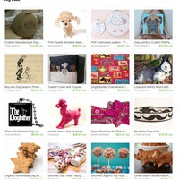 Dog Daze by Rachel Medina on Etsy