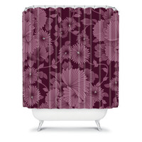 DENY Designs Home Accessories | Sabine Reinhart Nocturnal 2 Shower Curtain