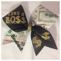 Like A Boss by BowCandi on Etsy