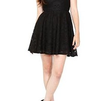 Lace Skull And Crossbone Dress - 724773