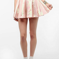Mermaid Mini Circle Skirt