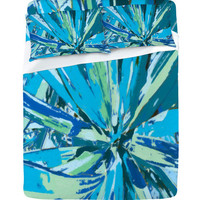 DENY Designs Home Accessories | Rosie Brown Bursting Bromeliad Sheet Set