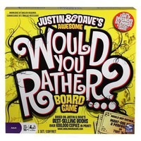 Spin Master Board Games - Would You Rather