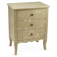 One Kings Lane - Style & Function - Callisto 3-Drawer Chest